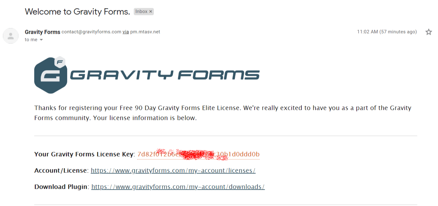 Welcome To Gravity Forms